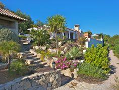 Preisgekrönte Villa im Landhausstil in Algarve › Immobilien Meerblick