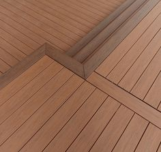 Our Teak decking is part of our popular EasyClean Tropical Composite Decking Decking range! Giving your deck the tropical hardwood look, these are a must 👌 #garden #design #composite #decking #homedecor