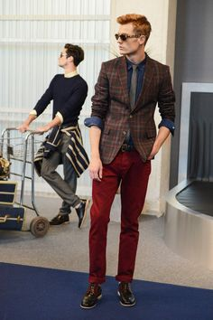 Mens Street Spring Fashion 2014
