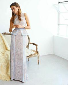 Viviana Sleeveless Peplum Gown x Guest of the Wedding - #BCBGMAXAZRIA