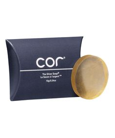 #SkinCare #CultBeautyWishList Cor Silver Soap by Cor