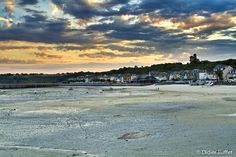 Cancale Plage HDR