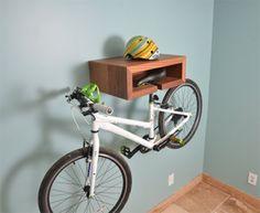 Como guardar sua bicicleta