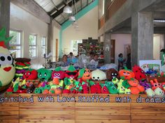Batang Bayani is a social enterprise which produces plush educational toys at Gawad Kalinga Enchanted Farm just north of Manila, the Philippines. Social Enterprise, Manila, Educational Toys, Enchanted, Philippines, Plush, Learning Toys