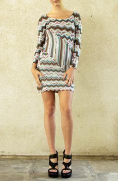 M MISSONI DRESS @Michelle Coleman-HERS