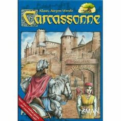 Carcassonne Basic Game- amazing game for the classroom- age 10 and up