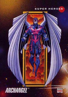 Archangel my old cards!
