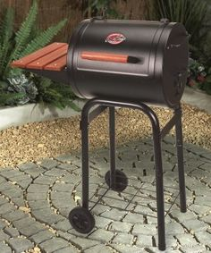 Chargriller Patio Smoker