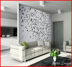 I like this 13 Easy and Low-Price range Accent Wall Ideas For Your Living Room #accent wall ideas