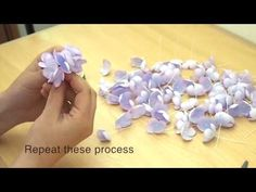 DIY How to create fabric flowers: Lesson China RoseHow no make silk flowers -Shaping silk leaves complete tutorialSilk is a beautiful fabric. You will learn how to make a lovely petal silk fabric with Alaliz technique. Ribbon Embroidery Tutorial, Fabric Flower Tutorial, Silk Ribbon Embroidery, Hand Embroidery Designs, Embroidery Kits, Embroidery Stitches, Satin Flowers, Diy Flowers, Paper Flowers
