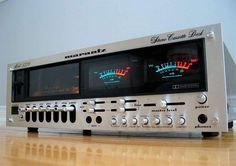 #marantz#cassette#deck#tape#music#audio#hifi#stereo#instagram#vintage#hifi_vintage_#1970s