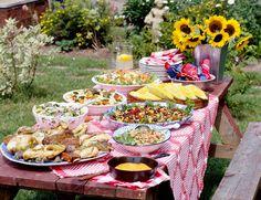 Wir haben die besten Rezepte und Finger Food-Tipps für Ihre perfekte Gartenparty!