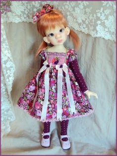Princess Aubrieta OOAK Dress for Kaye Wiggs Talyssa Mei Mei MSD BJD | eBay