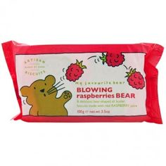 Blowing Raspberries Bear.  Available from The Fine Cheese Co.