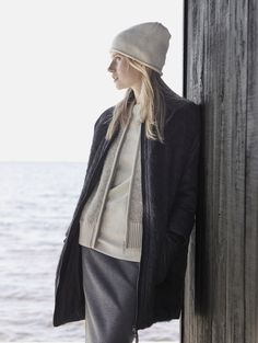 Brace for the elements with waffle stitch knits, sculptured necklines and textural outerwear. Explore Winter 2015 at http://www.countryroad.com.au/shop/woman