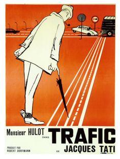 Traffic (Jacques Tati - 1971)