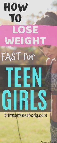 Wie man schnell Gewicht für Männer im Teenageralter zu Hause verliert