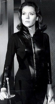 The one and only Emma Peel.