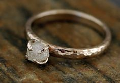 Love this rustic look...a diamond in the rough, like ME!!!