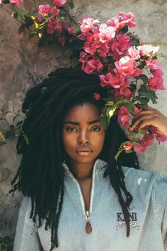 There are already 385 enthralling, inspiring and awesome images tagged with dreads Black Is Beautiful, Beautiful Eyes, Beautiful Pictures, Black Girl Magic, Black Girls, New Hair, Your Hair, Curly Hair Styles, Natural Hair Styles