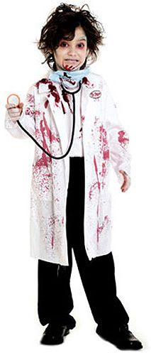 Deadly Surgeon Costume - Childrens Halloween Costumes at Escapade™ UK - Escapade Fancy Dress on Twitter: @Escapade_UK