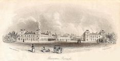 1841July 6th. Brompton Barracks visitors souvenir card