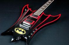 Ali Kat Bat Wing guitar
