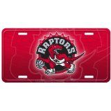 For Sale - Toronto Raptors Street Flair Plate - http://sprtz.us/RaptorsEBay