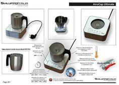 Cappuccinatore AiroCap Ultimate: prepara il miglior cappuccino