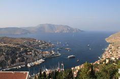 #Symi Island, #Greece