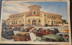 Cartão Postal Antigo Fortaleza Ceará Clube Nautico Atletico - R$ 12,00 em…