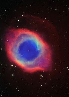 Insane! Helix nebula. I have heard this called ' the eye of God' -- awesome