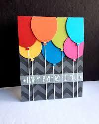 Resultado de imagem para handmade birthday card