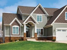 seagrass certainteed siding - Google Search