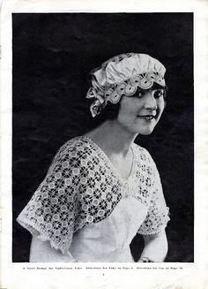 Modern Crochet No.3. Chicago, Illinois, 1918 - Doris - Álbumes web de Picasa