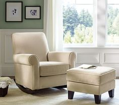 You will spend hours and hours and hours in the chair you choose for your nursery.