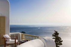 Mykonos Villa Aphrodite in dandy Agios Lazaros - HomeTality Mykonos Villas, Luxury Villa, Aphrodite, Dandy, Luxury Travel, Luxury Homes, Exterior, Architecture, Places