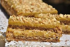 Ready for flaky layers of pastry overstuffed with a decadent chocolate filling? Good, because our Chocolate Napoleons are so delicious that you just might need to make more than one per person! Healthy Desserts, Just Desserts, Delicious Desserts, Yummy Food, Food Cakes, Cupcake Cakes, Yummy Treats, Sweet Treats, Romanian Desserts