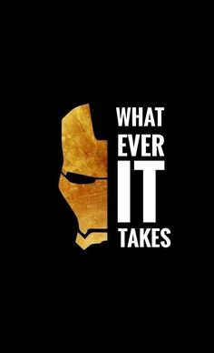 Whatever it takes Marvel Universe<br> Iron Man Avengers, Avengers Poster, Avengers Quotes, Marvel Quotes, Iron Man Kunst, Iron Man Art, Marvel Heroes, Marvel Characters, Marvel Avengers