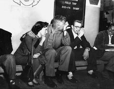 james dean, set of rebel without a cause