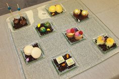 Petit Fours by Pastry Chef Antonio Bachour, via Flickr