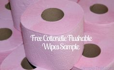 Get a FREE sample of Cottonelle Flushable Wipes and see what clean really is!