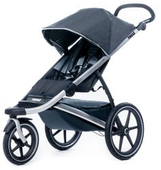 Thule Urban Glide All Round Sports Stroller Buggy Red (Mars) in Baby, Pushchairs, Prams & Accs. Running With Stroller, Jogging Stroller, Baby Jogger, Double Strollers, Baby Strollers, Buggy, Prams, Bugaboo, Baby Essentials