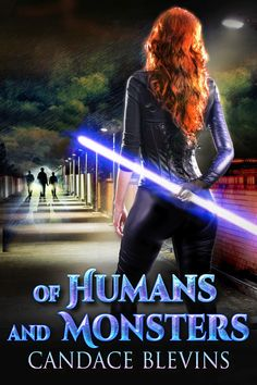 Of Humans and Monsters  (Only Human #3)