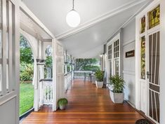 133 Bonney Ave, Clayfield, Qld View property details and sold price of 133 Bonney Ave & other properties in Clayfield, Qld Albion Hotel, Queenslander House, Large Open Plan Kitchens, 1930s House, Houses Of Parliament, New Farm, My House, Future House, Outdoor Living