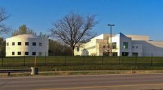 The Paisley Park Studios complex in Chanhassen, Minnesota