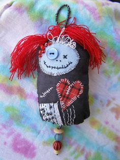 Nifty Crafts, Sewing Crafts, Sewing Projects, Zombie Dolls, Voodoo Dolls, Ugly Dolls, Sock Dolls, Monster Dolls, Halloween Doll
