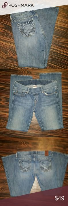 Lucky Brand Maternity Jeans Size XS New without tags. Lucky Brand Maternity jeans. Rock your baby bump with these awesome jeans. Cute detailing on the back pockets. Size XS. Lucky Brand Jeans