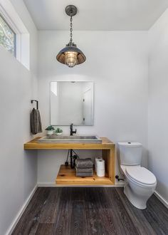 3 Styles That Look Great in Small Powder Rooms - Western Living