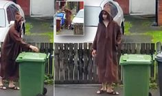 Manchester attacker Salman Abedi filmed putting bins out All The Way Down, Mail Online, Daily Mail, Manchester, Film, Color, Colour, Film Stock, Film Movie